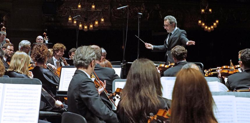 Orquestra Simfònica del Liceu (© Antoni Bofill)